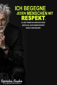 Sprüche über Respekt Italiaansinschoonhoven