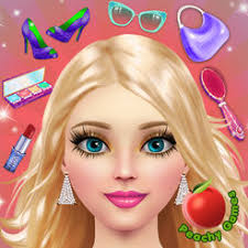 dress up makeup games 4