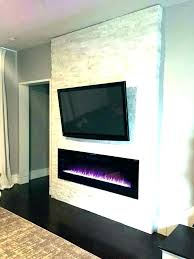 stone electric fireplaces and look fireplace full image for top best corner fir