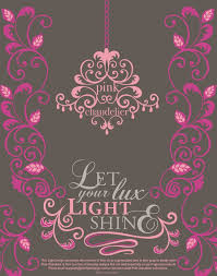 pink chandelier lighting. Announcing Pink Chandelier Official Launch And Logo Lighting M