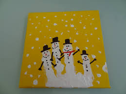 Christmas Craft Christmas Craft Handprint Snowman Family There Was A Crooked House