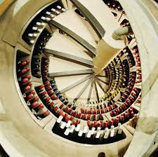Wine Cellar Kitchen Floor Furniture Accessories Modern Wine Cellar Spiral Staircase