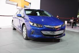2016 Chevrolet Volt Review - Top Speed
