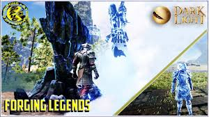 Dark And Light Forging Dark And Light Forging Legends The Mysteries Of Blackice Peaks Update Items And How To Use Them