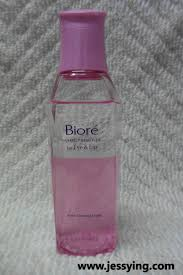 review biore makeup remover for eye and lips