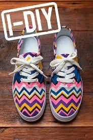 diy missioni shoes