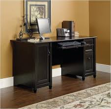 Affordable Modern Office Furniture Enchanting Details About Wood Computer Desk Office Home Black Laptop Executive