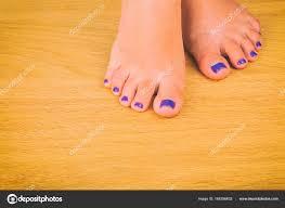 Krásné ženské Nehty Na Nohou Stock Fotografie Aallm 164296632