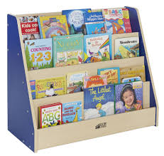 essentials book display stand