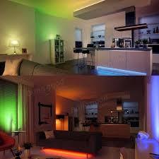 0 5 1 2 3 4 5m smd5050 rgb led strip lamp