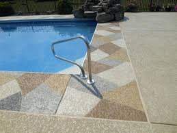 resurfacing concrete pool decks pool deck resurfacing resurfacing concrete pool deck diy