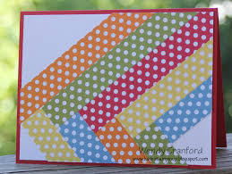 Quilted Cards | Luvin Stampin & Quilted Card #5 Adamdwight.com