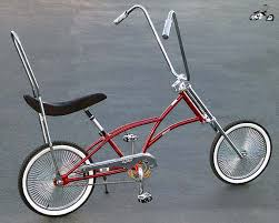 lowrider chopper bicycle