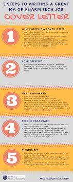 Infographic: 5 Steps To Writing A Great Medical Assistant or ...