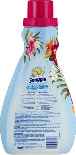 How Much Fabric Softener To Use Snuggle Exhilarations Liquid Fabric Softener Island Hibiscus