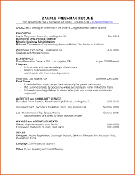 Nice Resume For College Student Seeking Internship Pictures