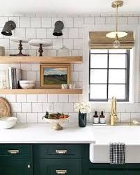 133 Best Home~ Kitchen Open Shelves images in 2019 | Kitchen ideas ...
