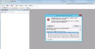 sql 2008 r2 net framework cannot read