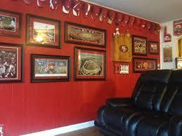 49ers Room Designs 49ers Room In 2019 49ers Room Best Man Caves Man Cave