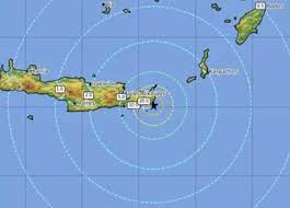 Terremoto di magnitudo 6,3 sull'isola di Creta - Tusciaweb.eu