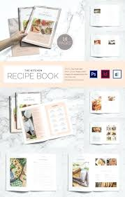 recipe book template mac free cookbook templates word format for pages recipe book