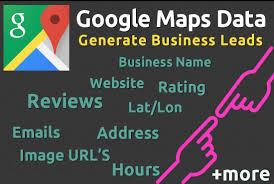 Scrape and extract location data from google maps with emails and more by  Geo5er | Fiverr