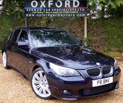 Coupe Series 2006 bmw 530i engine : BMW 5 SERIES 530I M SPORT SMG CARBON BLACK IMMACULATE for sale ...