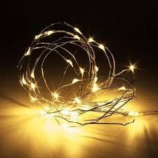Battery Operated Hanging String Lights Weatherproof Battery Operated Fairy String Lights With Timer 7 5 Ft 20 Led For Hanging Wedding Christmas Centerpiece Decor