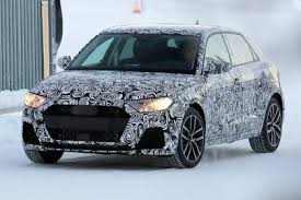 new audi a1 spied ahead of 2018 launch auto express