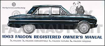 ford falcon ranchero wiring diagram manual reprint related items