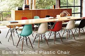 Nice 30 unusual furniture Room Furniture 1 Eames Molded Plastic Chair Modern Digs The 30 Coolest Dining Chairs For Your Kitchen Ever Modern Digs