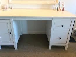 hemnes desk white white stain desk dressing table immaculate ikea hemnes desk white uk