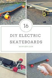 diy electric skateboards plan guide