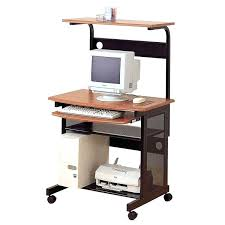 computer desk with printer shelf computer and printer desk printer desk computer desk printer stand intended