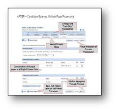 Peoplesoft 9 2 Candidate Gateway A More User Friendly Product For
