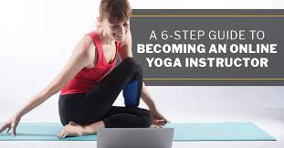 becoming an yoga instructor