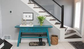 funky hall tables. Modern Concept Small Entry Hall Tables With How To Decorate A Foyer Table Like Pro Funky