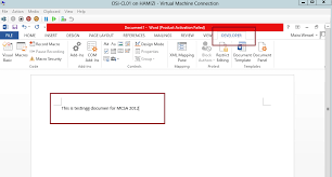Office 2013 Word Templates Simple Step Manage Ms Office 2013 With Gpo In Windows Server 2012