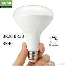 2019 wholes dimmable br40 br30 br30 e27 e27 led l bulb bulb l replace hologen bulb led lighting ceiling l ac85 265v factory diret from