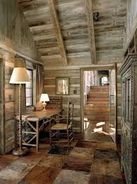 home office cabin. Wonderful Home 18 Great Cabin Home Office Design Ideas In Rustic Style For C