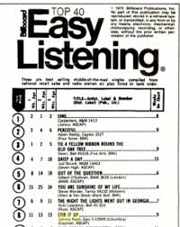 Billboard Charts 1973 Top 100 Bob Marley And The Wailers Discography Simplified Albums
