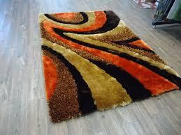 orange zebra print rug outstanding gy brown with orange area rug by rug addiction