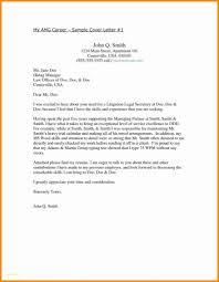 Resume Cover Letters Samples Fresh Resume Cover Letters Samples Free