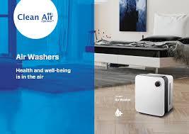 Luftwäscher Ca 807 Luftreiniger Luftbefeuchter Clean Air Optima