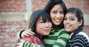 South asian teens and american culture
