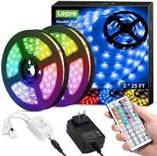 how to install led strip lights guide