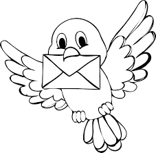Small Picture Cute Bird Coloring Page Wecoloringpage