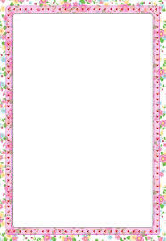 girly borders for microsoft word 386 best printable ribbons frames borders for scrapbooking or