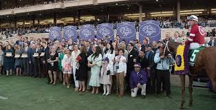 Del Mar Breeders Cup Seating Chart Spectacular Setting Strong Business Results At Del Mars