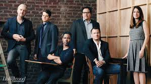 Writers Round Table Writer Roundtable Chris Rock Gillian Flynn On Their Perfect